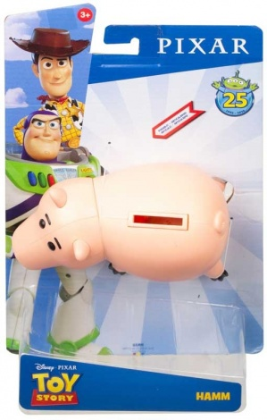NUOVO Disney Pixar Toy Story HAMM MONEY BOX