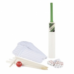 Complete Size 5 Cricket Set with Canvas Bag