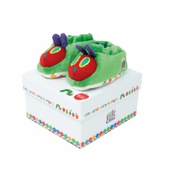 The Very Hungry Caterpillar Baby Booties Shoes