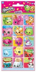 Paper Projects Shopkins Reward Sticker Sheet