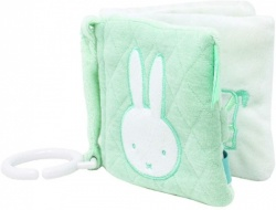 Miffy Mint Activity Cloth Book