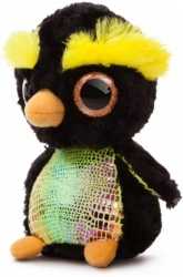 Aurora World ''Macaronee The Penguin YooHoo and Friends Sealife Plush Toy
