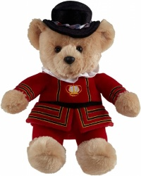 Aurora World 12'' Beefeater Bear