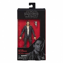 STAR WARS The Black Series Captain Poe Dameron Figure