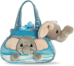 Aurora World Fancy Pal Peek-a-Boo Elephant