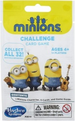 Despicable Me Minion Challenge Game