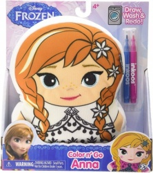 Inkoos Frozen Anna Color and Go