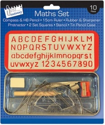 Anker 10 Piece Geometry Math Set