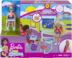 NEW Barbie Chelsea School Playset