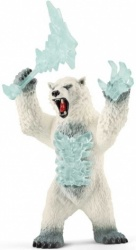 NEW Schleich Blizzard Bear with Weapon