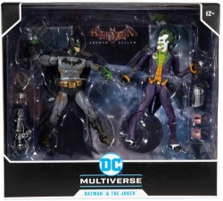Mcfarlane DC Multiverse Gaming Batman vs Joker