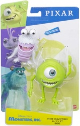 NEW Disney Pixar Monsters Inc Mike and Boo
