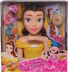 Disney Princess Belle Deluxe Stylin Head