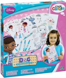 Doc Mcstuffins Activity Scrapbook