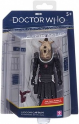 NEW Doctor Who Judoon Captain