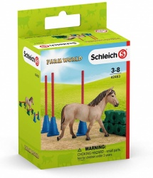 Schleich Farm World Pony Slalom