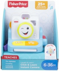 Fisher Price Laugh and Learn Instant Camera