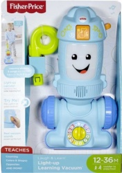 NEW Fisher Price Laugh and Learn Light Up Vacuum