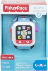 NEW Fisher Price Laugh and Learn Smartwatch