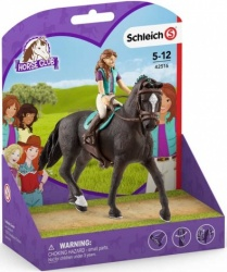 NEW Schleich Horse Club Lisa & Storm