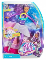 Barbie Lights and Sounds Hover Board - Multi-Coloured
