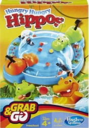 Hungry Hippos Grab and Go