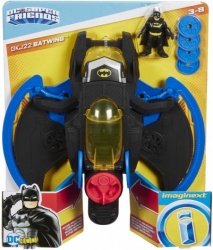 NEW Imaginext DC Super Friends Batwing