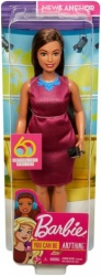 Barbie Career 60th Doll, I Can Be a Journalist