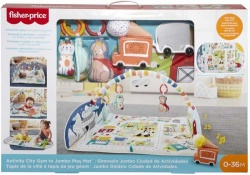Fisher Price Joyful Journeys Activity Gym Jumbo Mat