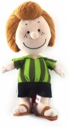 Aurora World 10'' Peanuts Peppermint Patty Soft Toy