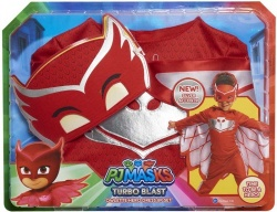 PJ Masks Turbo Blast Costume Set Owlette