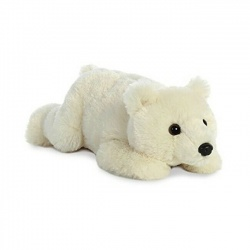 Aurora World 12'' Flopsie Polar Bear