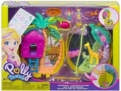 NEW Polly Pocket Tropical Pineapple