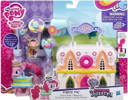 My Little Pony Friendship is Magic Pinkie Pie Donut Shop Playset