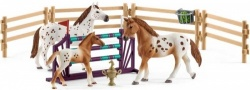 Schleich Horse Club Lisas Tournament Training