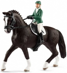Schleich Showjumper With Horse