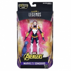 Marvel Avengers Legends Series 6-inch Songbird