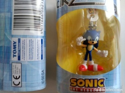 Sonic The Hedgehog - Sonic Jakz - Sonic - Tomy