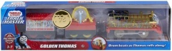 NEW Thomas & Friends Trackmaster Motorised Engine Golden Thomas