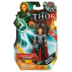 Lightning Clash Thor - Thor Movie - 3.75inch Collectable Action Figure