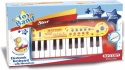 Bontempi 24 Key Electronic Keyboard with Microphone