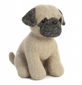 Aurora World Fabbies Pug Plush Toy