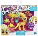 My Little Pony Hasbro Twisty Twirly Hairstyles - Applejack