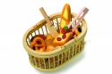 Picnic Basket Kitchen and Food Toy