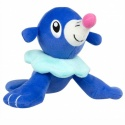 Pokemon Popplio 8 Inch Plush Toy - Forward Popplio Pose