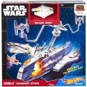 Hotwheels Star Wars Rebels Transport Attack