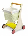 Wonderworld Kids Wooden Shopping Trolley
