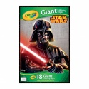 Crayola Star Wars Giant Coloring Pages by Crayola