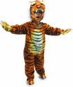 Tiger Costume Fun Dressing Up Outfit - Fit a child aged 2-3 years