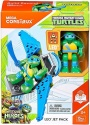Teenage Mutant Ninja Turtles Mega Construx Half Shell Heroes Leo Jet Pack Set